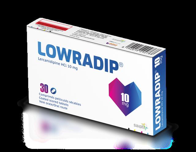 LOWRADIP